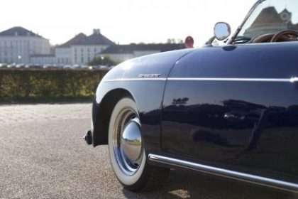 Electric Porsche Christian Von Hosslin from Turn E Conversions