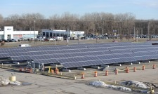 The primary part of one of Michigan's largest solar power generation systems at Ford's Michigan Assembly Plant is now up and running, delivering renewable energy to help power the production of fuel-efficient small cars. The system is the result of collaboration between Ford, DTE Energy, Xtreme Power, the city of Wayne and the state of Michigan. (3/11/2011)