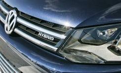 VW touareg hybrid 2011