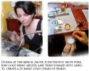 Donna DiStefano Working with Recycled precious metals