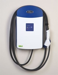 Leviton charger for Ford Focus Electric Vehicle