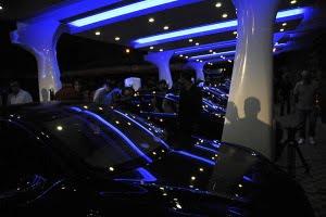 Tesla Motors Fast Charging Stations