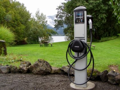 EV Charging infrastructure for Electric vehicles