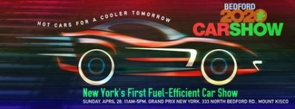 NYS First Fuel efficient car show Bedford 20/20