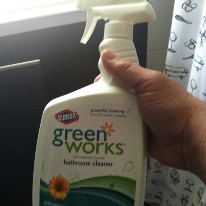 Green Works in effect!