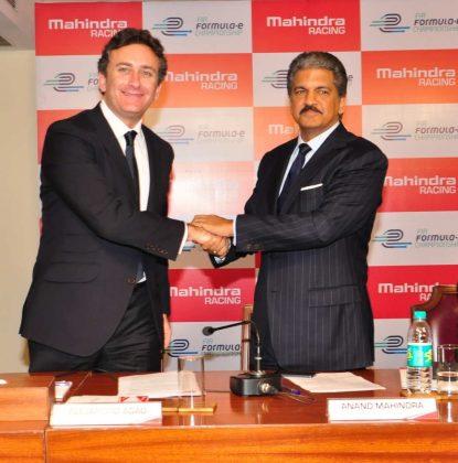 Mahindra Racing to compete in FIA Formula E Championship