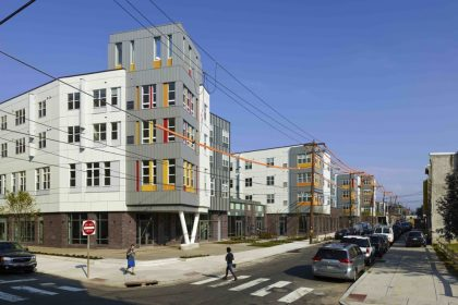 Platinum LEED ND projects