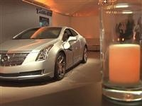 Cadillac ELR at a Global Green event