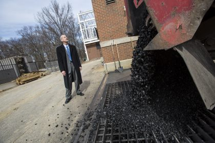 Coal-fired boilers will go cold in days as Ball State continues conversion to geothermal part 2