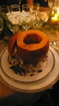 pumpkin and soup