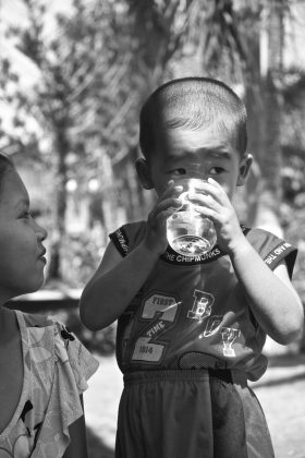 some 4000 children die every day, because they simply don't have access to an adequate supply of clean water. Please help support PSOS.