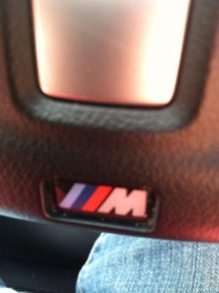 Steering wheel BMW 535d