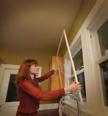 Window inserts from Indow windows