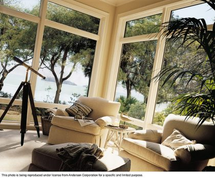 Better windows are great for energy conservation