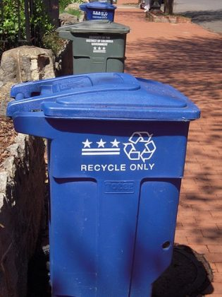 Recycling our municipal waste for home improvements too