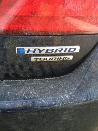 Honda Accord Hybrid Electric Car and plug-in hybrid electric car