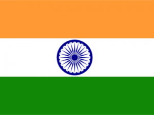 Energy efficiency scorecard, India, flag