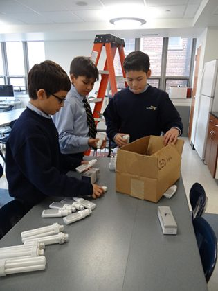 kidsled schools doing LED downlight retrofits