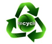 recycling for urban living with sustainability