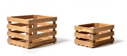 apple crates from kaufmann mercantile