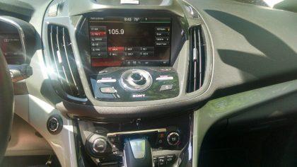 Ford C-MAX Energi Dash