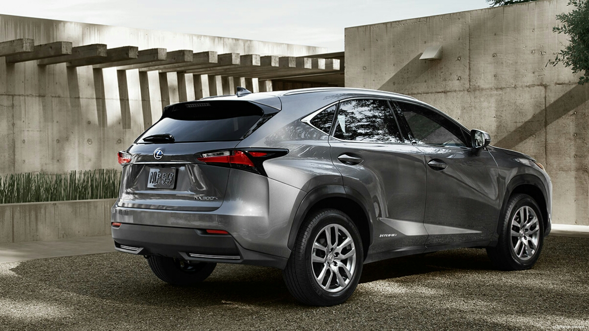 test results 2015 lexus nx 300h hybrid electric car - electric car