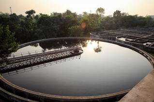 Effluent treatment plant. Water plays an important role throughout the life of a garment; from growing cotton to making fabrics and finally how our customers take care of their garments after they leave the store. But water is a scarce resource. This is why H&M, together with conservation organisation WWF, has set a water strategy to improve responsible water use throughout the value chain. Our goal is becoming the fashion industry's leading water steward. Copyright:GMB Akash