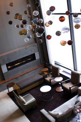 Hotel Felix eco friendly lobby