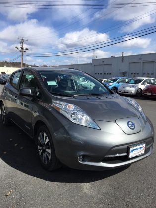 Kingston Car Dealerships >> First Time Ever Drive Electric Hudson Valley Ford and Nissan EV Sales event! - Green Living Guy