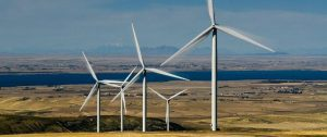 General Mills committing to wind power. Also Oklahoma has faced steep cuts to its state education budget in recent years, but wind payments have helped bridge the gap for many small-town districts.