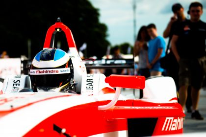 Running up the hill on each of the four days of the popular event, Heidfeld cut several seconds off his time on each attempt, culminating in his now-official record of 48.59 seconds, which was set on Sunday afternoon with all eyes on the M4Electro – at the event and online.