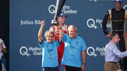 Three out of three: Three titles for Renault e.dams in three seasons of FIA Formula E