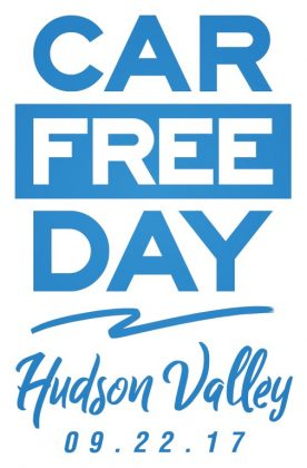 First Annual Car Free Day Hudson Valley includes Electric Cars