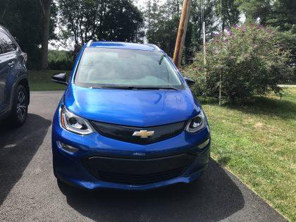 Chevy Bolt, Chevrolet Bolt, Electric Car