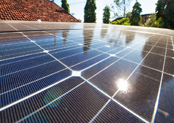 Solar and energy storage