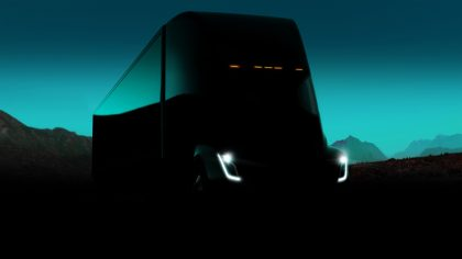 UPS has more than 300 electric vehicles deployed in Europe and the U.S., and nearly 700 hybrid electric vehicles. The company recently ordered 125 new fully-electric Semi tractors to be built by Tesla in 2019, the largest pre-order to date. Additionally, last September, UPS announced it will become the first commercial customer in the U.S. to start using three medium-duty electric trucks from Daimler Trucks Fuso brand, called the eCanter.