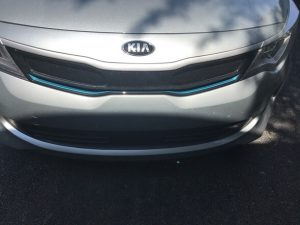 To continue in this comparison to the hybrid, Car and Driver adds (see I'm not the only one who felt it's been since 2014 and what's new?!  At lower speeds, the Kia Optima Plugin Hybrid Electric Car disguises its mass well. The electric side of the powertrain gives it the usual instant EV response, and even when left in its default hybrid mode, the majority of low-speed urban operation relies on pure electric power as long as the battery has charge. The driveline doesn't manage the magic-carpet impression that hybrids with variable-ratio planetary gears convey under gentle use, but the automatic's stepped ratios mean it doesn't suffer from slurred transmission response when the driver orders quicker, gasoline-propelled progress. Drivability issues that we noted when we tested the 2014 Kia Optima hybrid seem to have been addressed; the electric and gasoline sides of the powertrain now work together seamlessly.