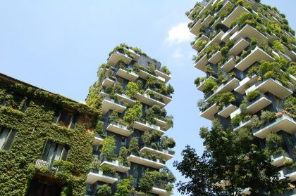 Cities plus breathable Cities On future