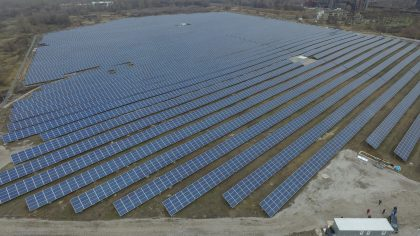 Solar power for electric vehicles