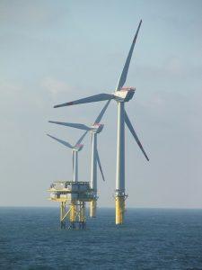 Wind power, offshore wind power