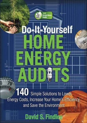 Do it yourself home energy audits