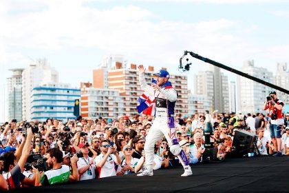 - Sam Bird secures third place during thrilling Punta del Este E-Prix