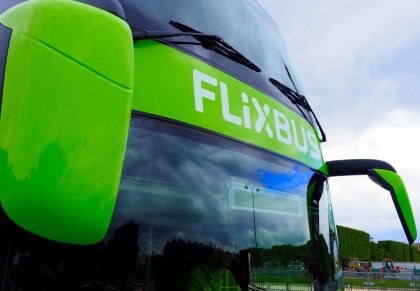 FlixBus First Worldwide to Test E-Buses Within Long-Distance Bus Network