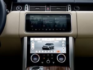 Today technology drives the new Range Rover next major step, with a plug-in hybrid electric powertrain providing sustainable luxury with new levels of efficiency and capability complementing its refinement and desirability.