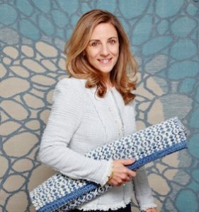"""Sadly many traditional rug practices have been lost to faster production methods, chemical dyes, washes and treatments"", says Linda Alexanian, Founder of Organic Weave. ""Our approach is back to the basics."""