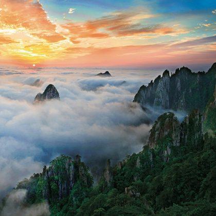 Mount Huangshan (China)