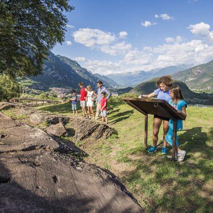 Valle Camonica - Alto Sebino Biosphere Reserves in Italy