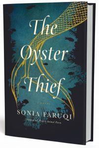 Sonia Faruqi_The Oyster Thief