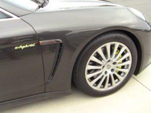 Porsche Panamera plugin