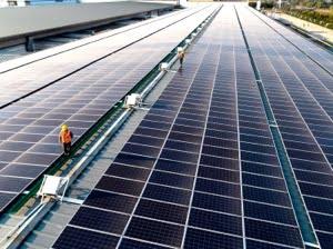 Paris Solar Energy Center has announced the hiring of Frank Krupkowski as the local representative for the solar development project.